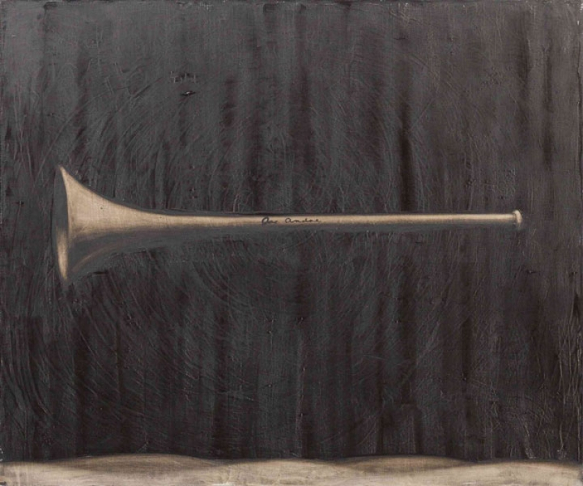 Untitled (Horn)