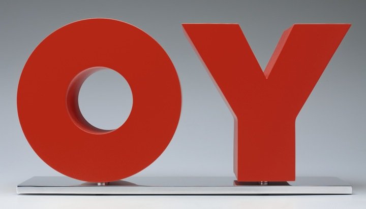 OY / YO (Red)