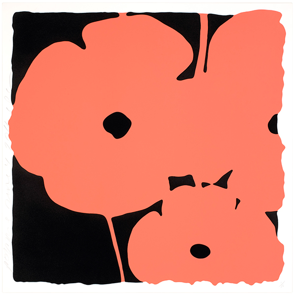 Poppies, June 4, 2011 (Coral)