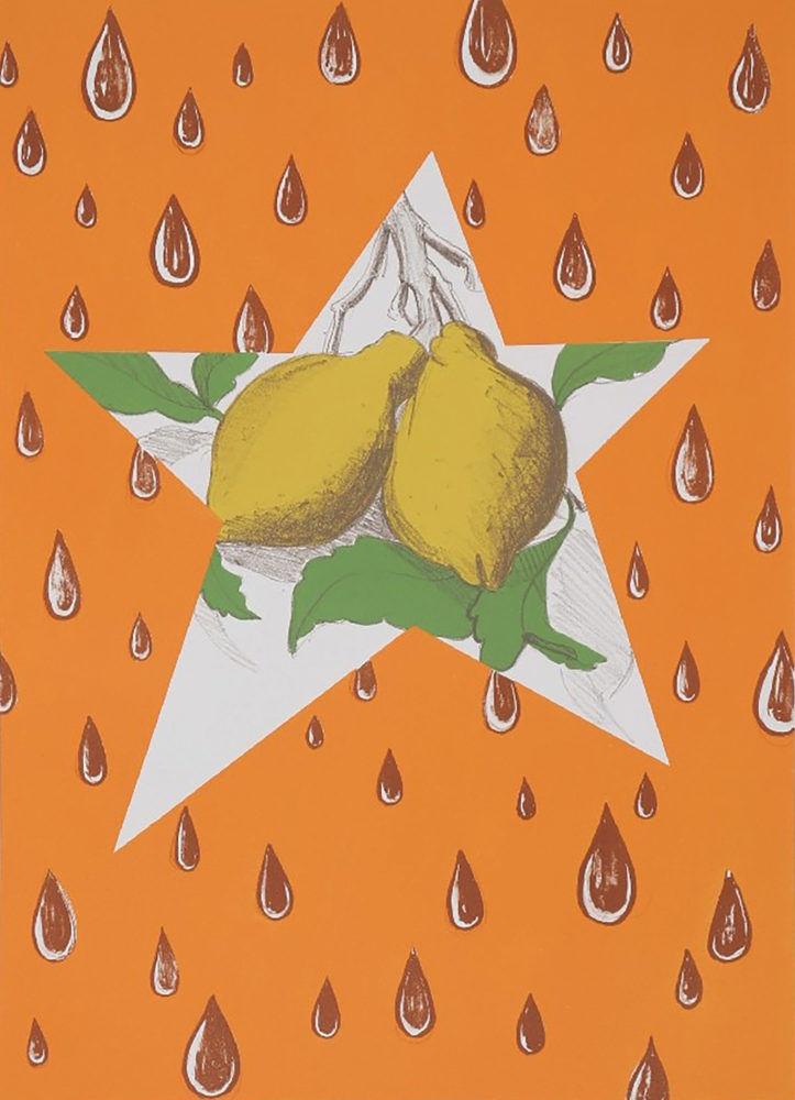 David Salle, Lemon Twig