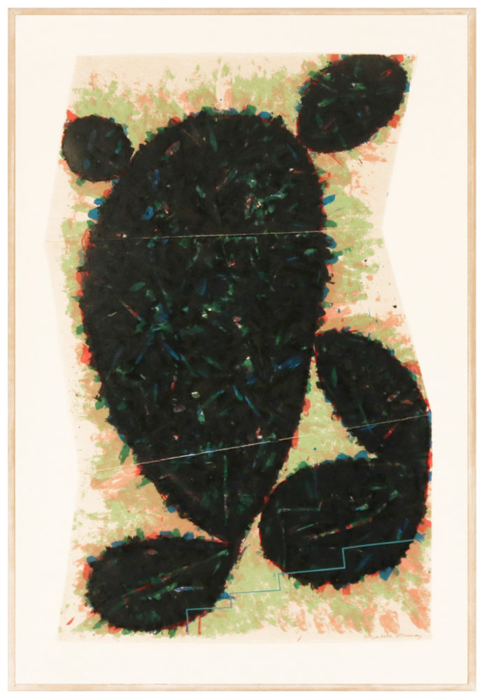 Elizabeth Murray, Untitled