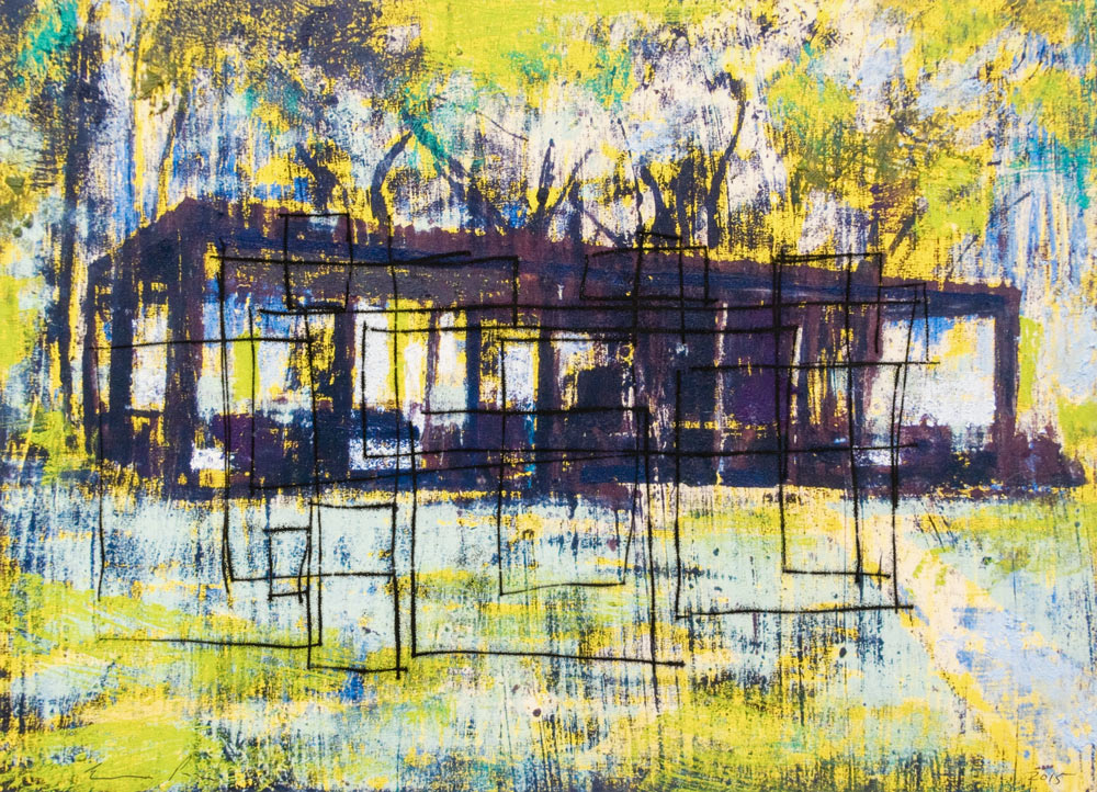 Enoc Perez Glass House II (Yellow) RTP