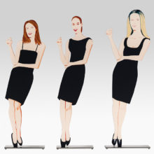 The Black Dresses - Set of 9 - Banner