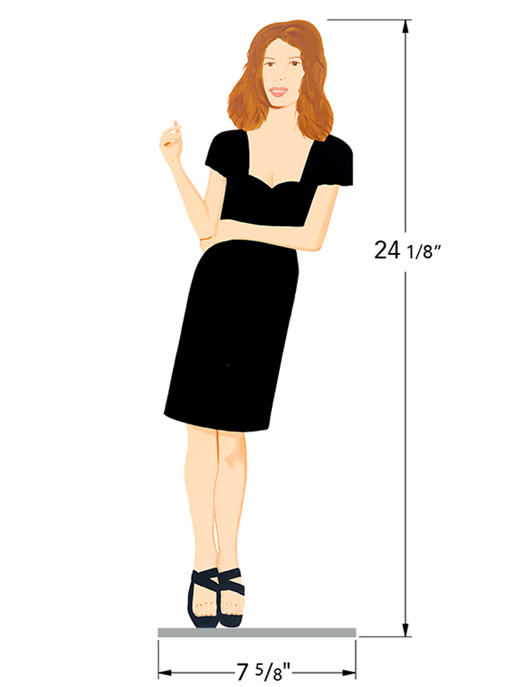 Black Dress 2 - Cecily - Dimensions