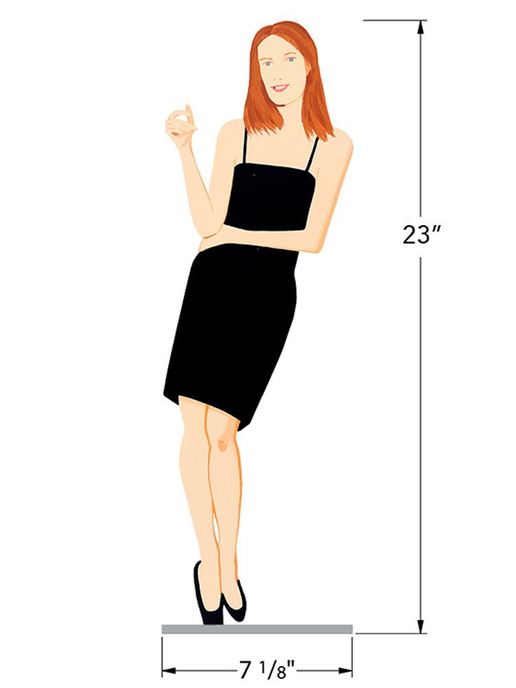 Black Dress 5 - Sharon - Dimensions