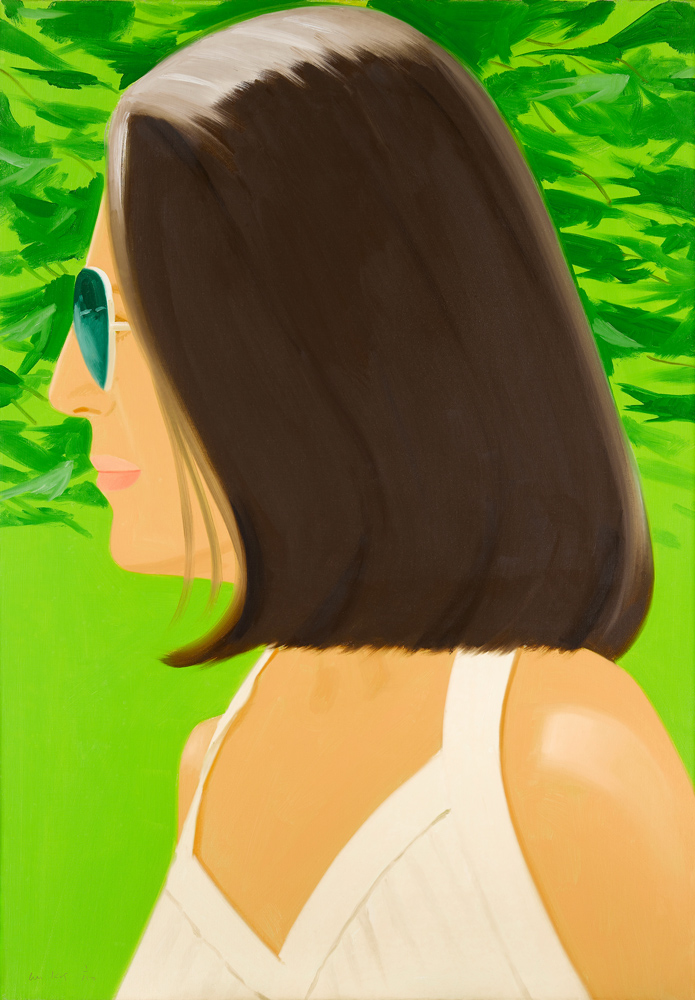 Alex Katz, Ada in Spain