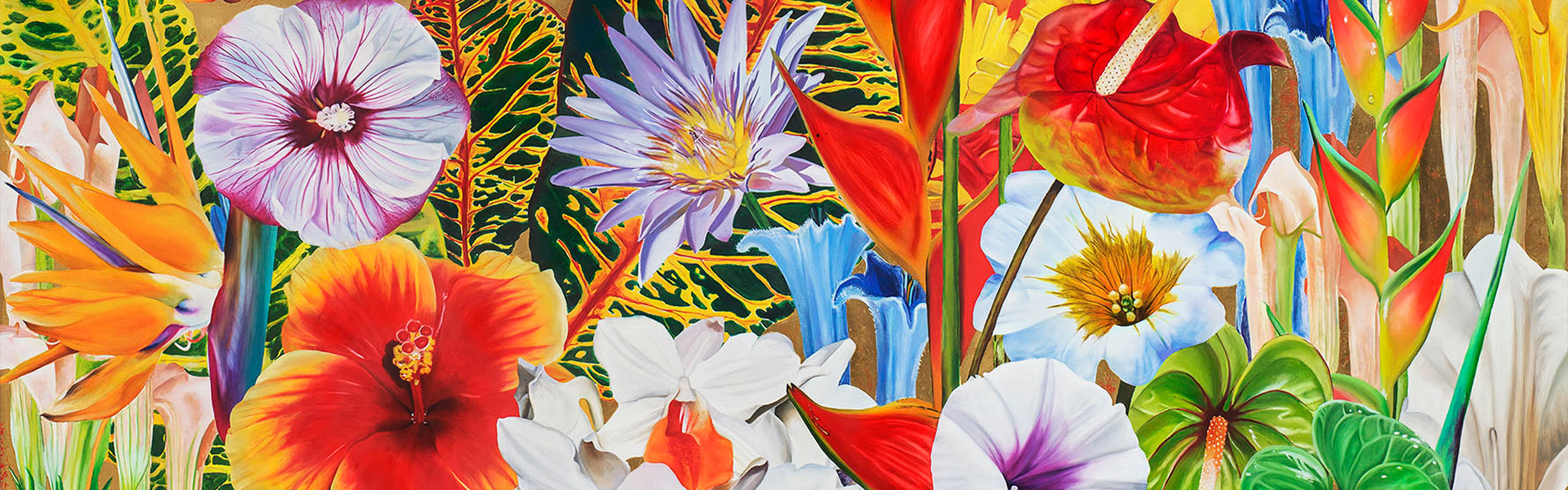 Gild the Lily 1 by Rolon artist banner
