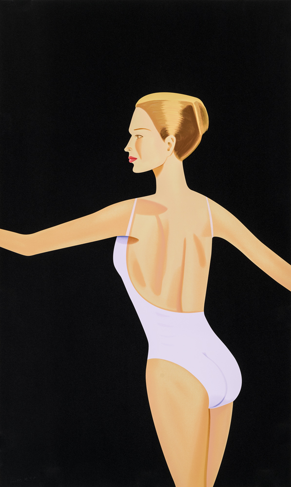 Dancer 3 by Alex Katz
